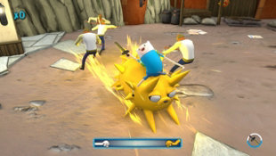 Adventure Time: Finn and Jake Investigations Screenshot 3