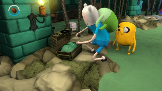 Adventure Time: Finn and Jake Investigations Screenshot 4