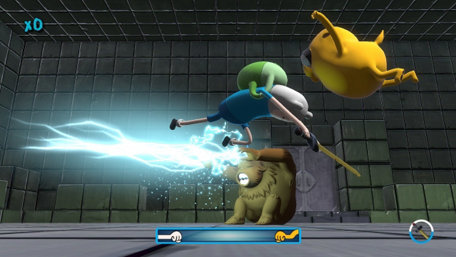 Adventure Time: Finn and Jake Investigations Trailer Screenshot