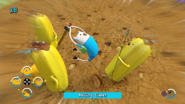 Adventure Time: Finn and Jake Investigations Screenshot 10