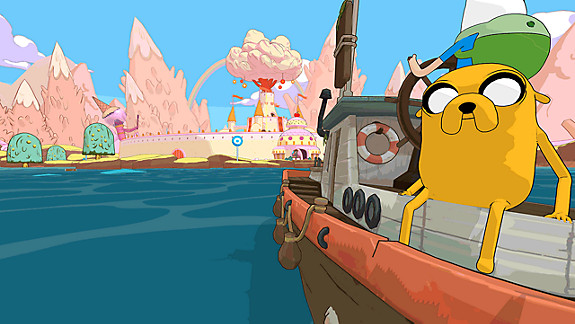 Adventure Time: Pirates of the Enchiridion - Screenshot INDEX