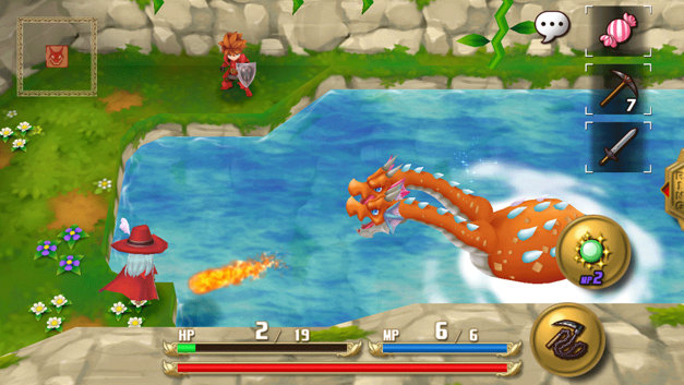 Adventures of Mana Screenshot 7