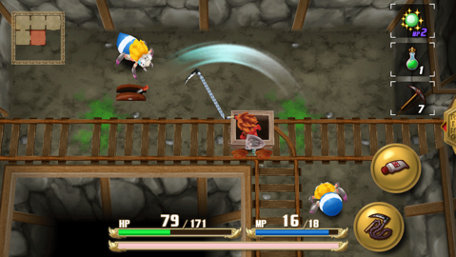 Adventures of Mana Trailer Screenshot