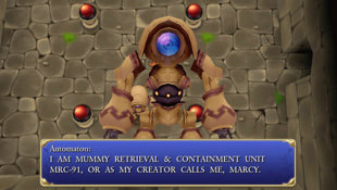 Adventures of Mana Screenshot 2