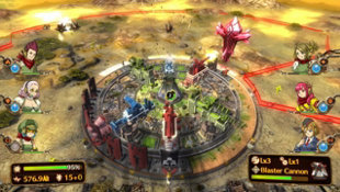 Aegis of Earth: Protonovus Assault Screenshot 6