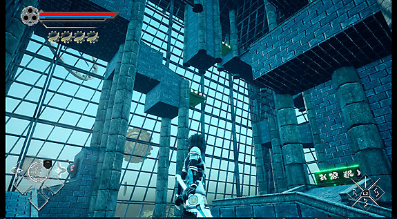 AeternoBlade II - Screenshot INDEX
