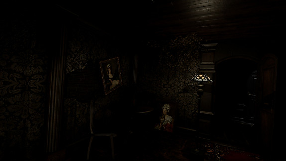 AFFECTED: The Manor - Screenshot INDEX