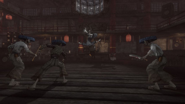 Afro Samurai 2: Revenge of Kuma Volume 1 Screenshot 1