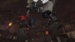 Afro Samurai 2: Revenge of Kuma Volume 1 Screenshot 3