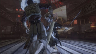 Afro Samurai 2: Revenge of Kuma Volume 1 Screenshot 5