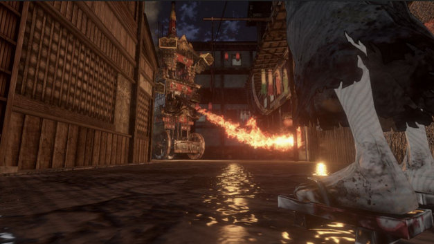 Afro Samurai 2: Revenge of Kuma Volume 1 Screenshot 7