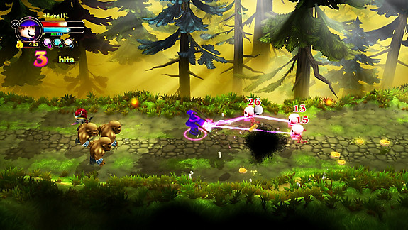 Ages of Mages: The Last Keeper - Screenshot INDEX