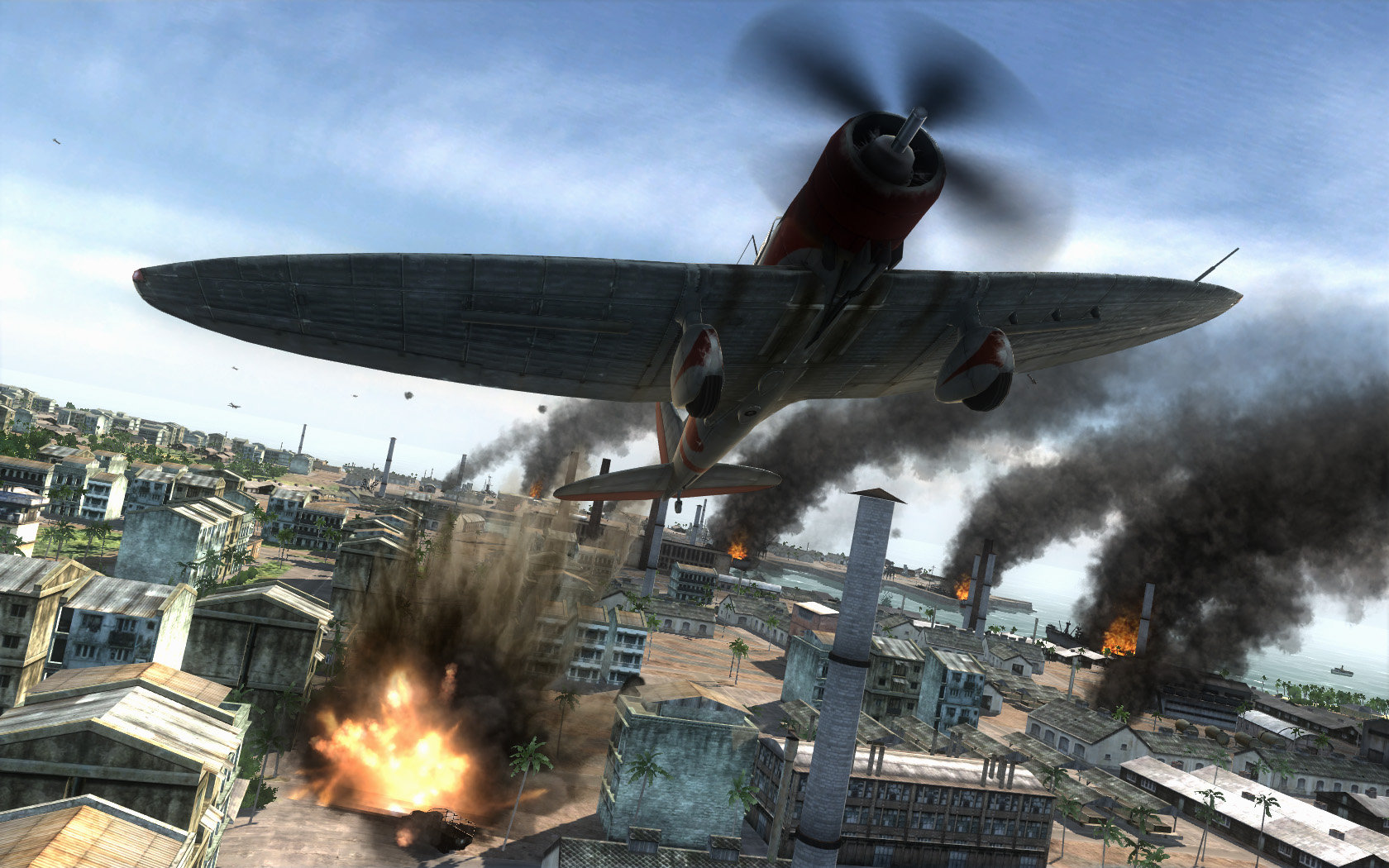 438951d0f2ff Air Conflicts  Pacific Carriers PlayStation 4 Edition Screenshot 1