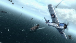 Air Conflicts: Pacific Carriers, Édition PlayStation 4 Screenshot 2