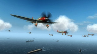 Air Conflicts: Pacific Carriers PlayStation 4 Edition Screenshot 3