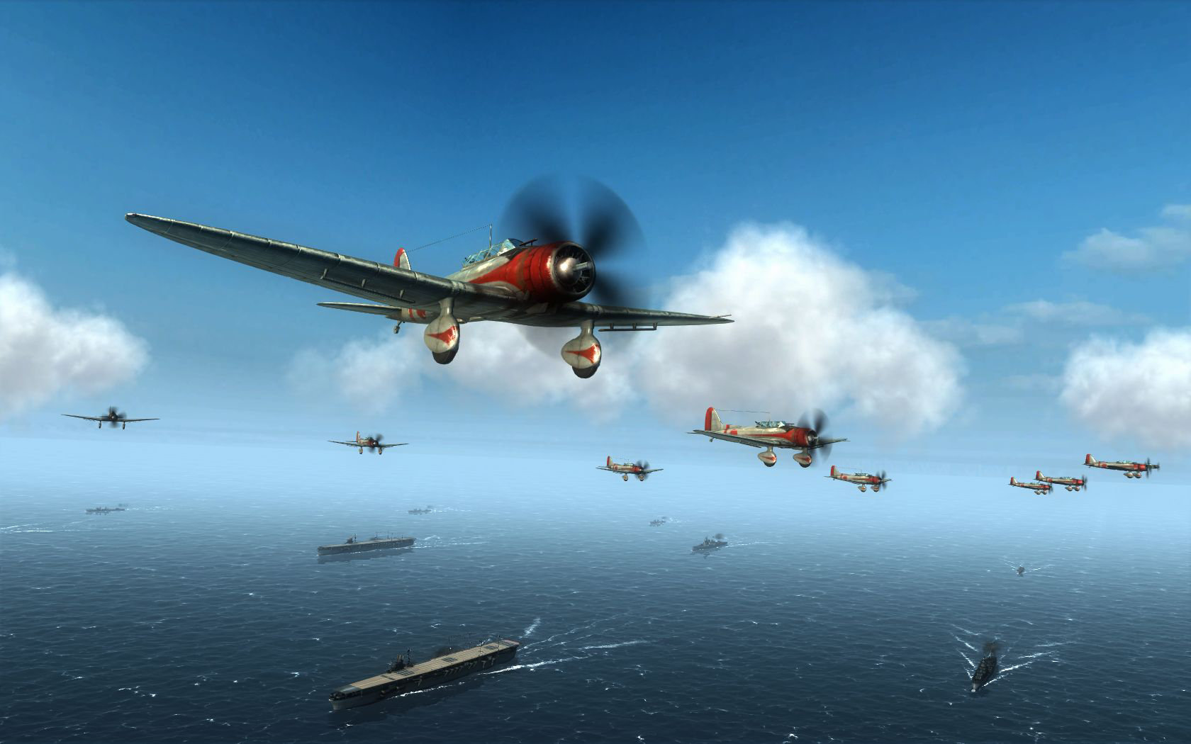 c6079497dfcc Publisher  Kalypso Media  Developer  Games Farm. Air Conflicts  Pacific  Carriers PlayStation 4 Edition Trailer Screenshot. More Images   Videos