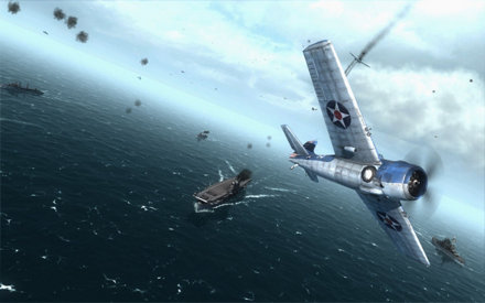 Air Conflicts: Pacific Carriers PlayStation 4 Edition Game
