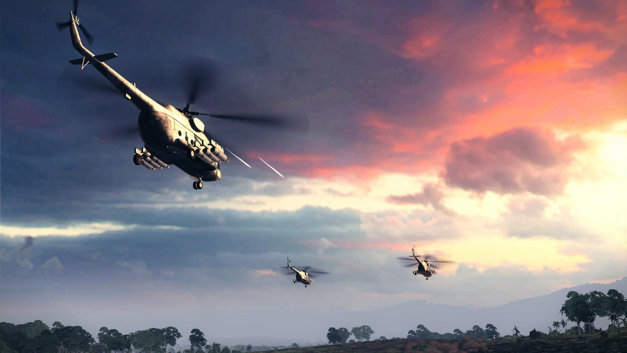 Air Conflicts Vietnam Ultimate Edition Screenshot 1