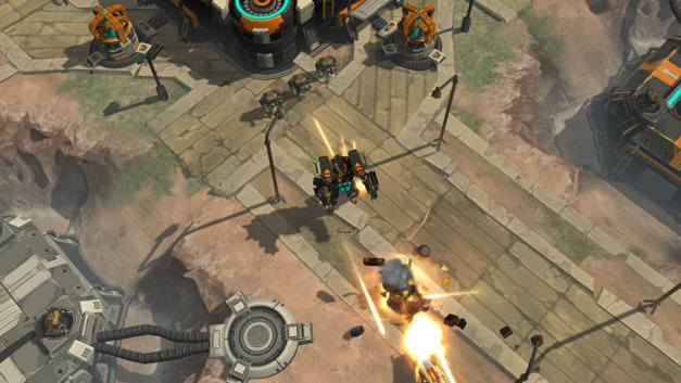 AirMech® Arena Screenshot 1