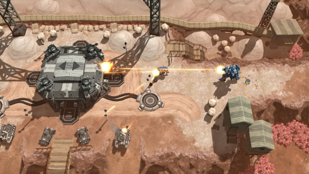 AirMech® Arena Screenshot 4