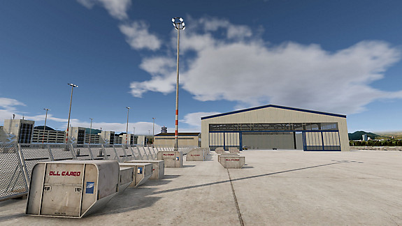 Airport Simulator 2019 - Screenshot INDEX