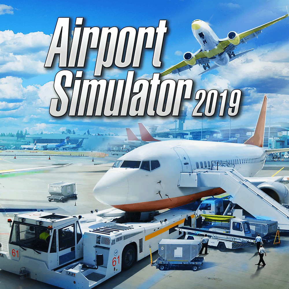 Airport Simulator 2019 Game | PS4 - PlayStation