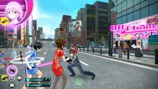AKIBA'S TRIP: Undead & Undressed Screenshot 2