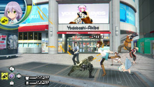 AKIBA'S TRIP: Undead & Undressed Screenshot 8