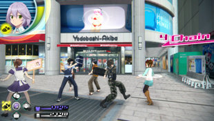 AKIBA'S TRIP: Undead & Undressed Screenshot 9
