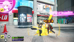 AKIBA'S TRIP: Undead & Undressed Screenshot 3