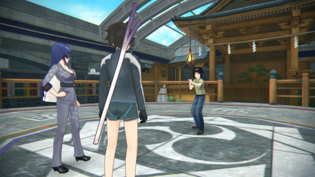 AKIBA'S TRIP: Undead & Undressed Screenshot 10