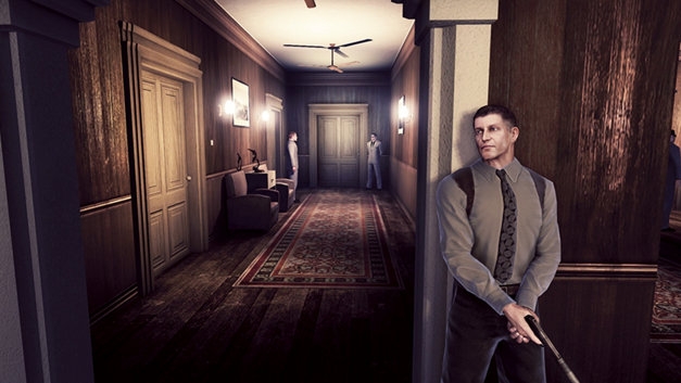 Alekhine's Gun Screenshot 1