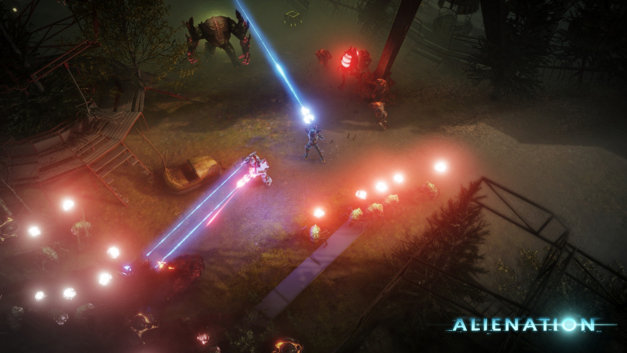 Alienation Screenshot 1