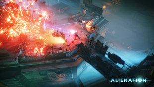 Alienation Screenshot 3