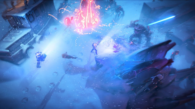 Alienation Screenshot 10