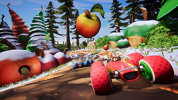 All-Star Fruit Racing - Screenshot INDEX