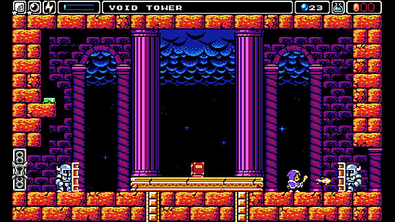 Alwa's Awakening - Screenshot INDEX