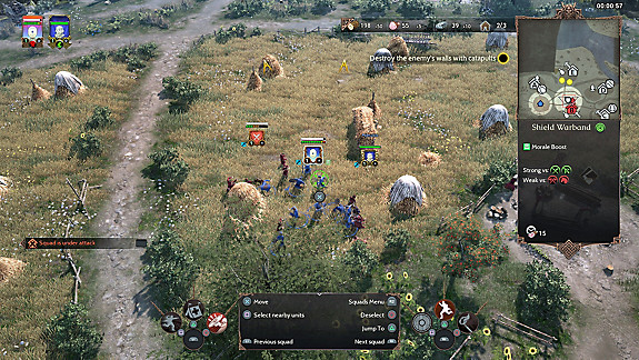 Ancestors Legacy - Screenshot INDEX