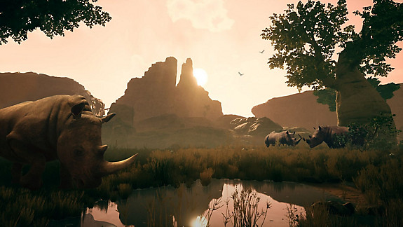 Ancestors: The Humankind Odyssey - Screenshot INDEX