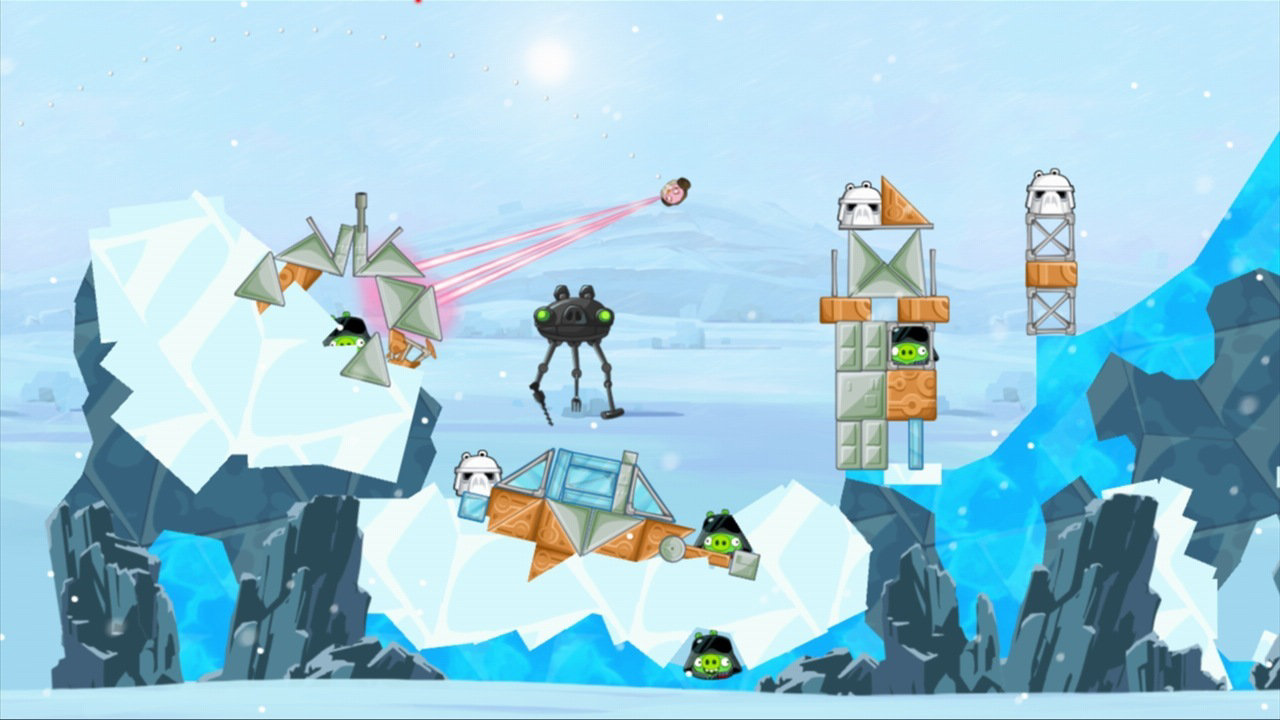 Angry birds star wars game ps4 playstation angry birds star wars screenshot 1 voltagebd Choice Image