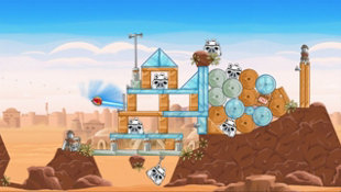 Angry Birds™ Star Wars® Screenshot 5