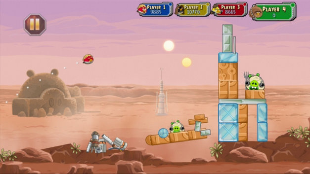 Angry Birds™ Star Wars® Screenshot 7