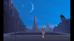 Another World - 20th Anniversary Edition Screenshot 9