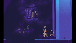 Another World - 20th Anniversary Edition Screenshot 2