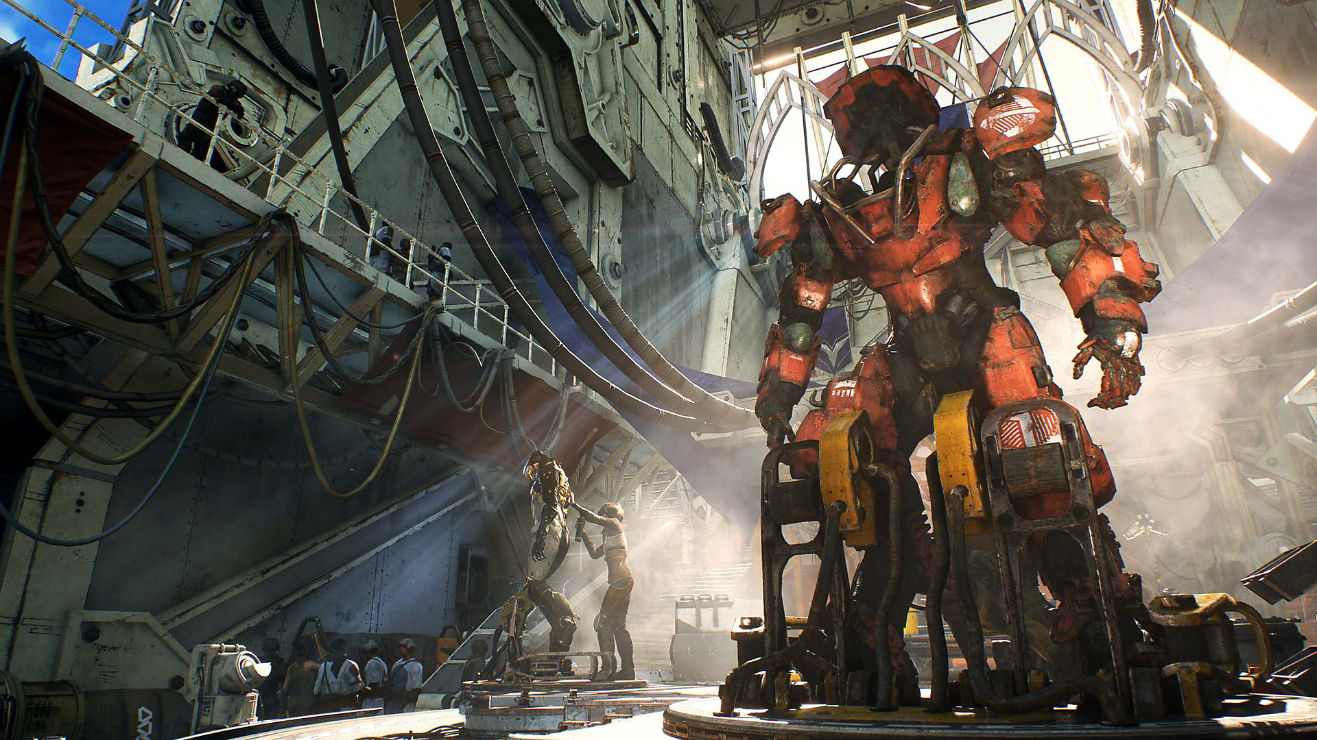 Anthem - Features Screenshot 2