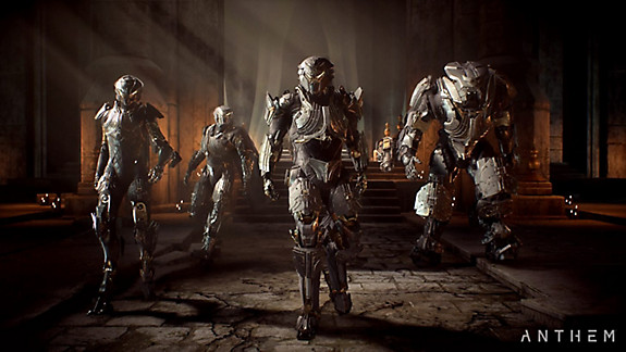 Anthem™ - Screenshot INDEX