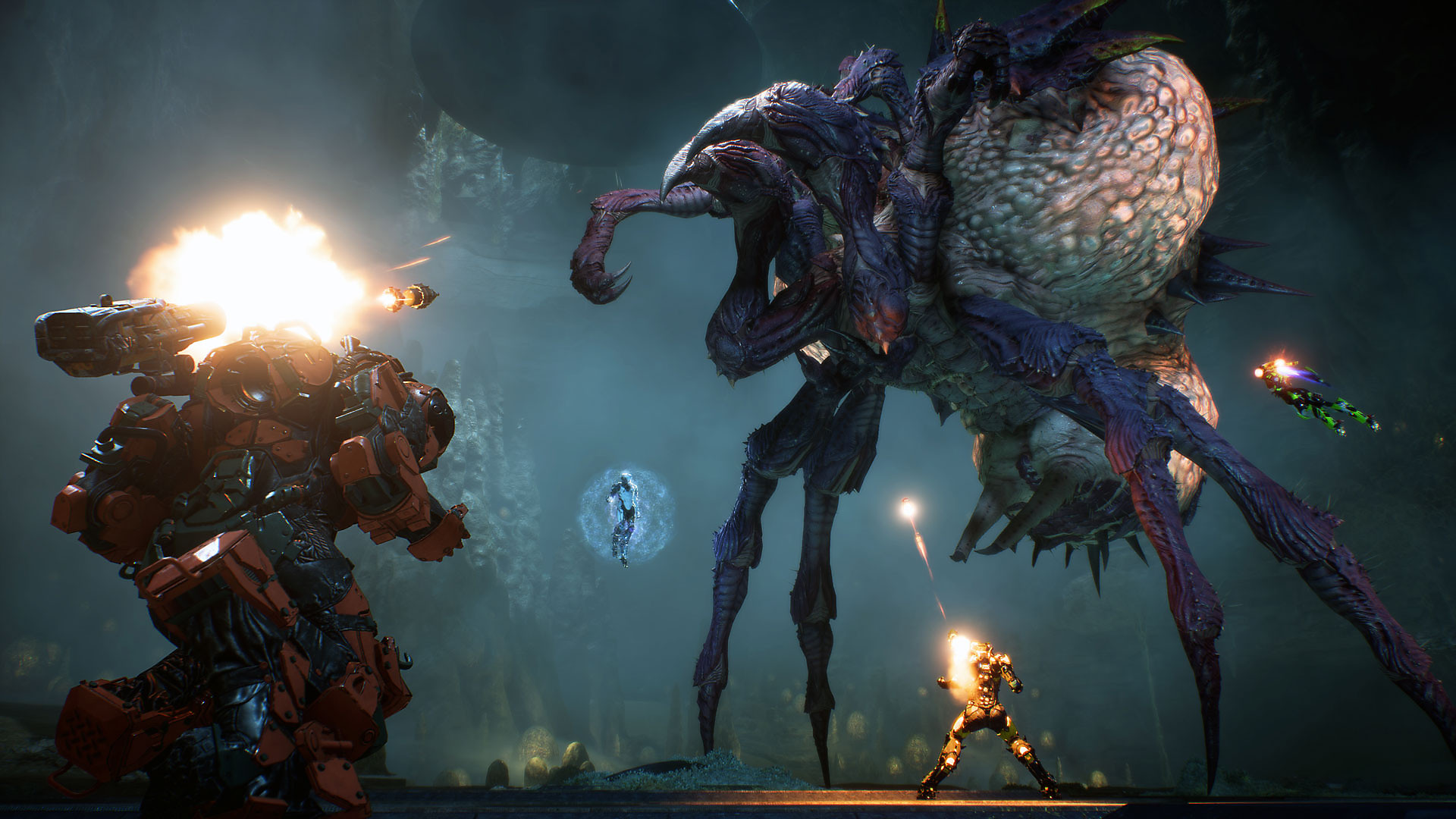 Anthem - Features Screenshot 3