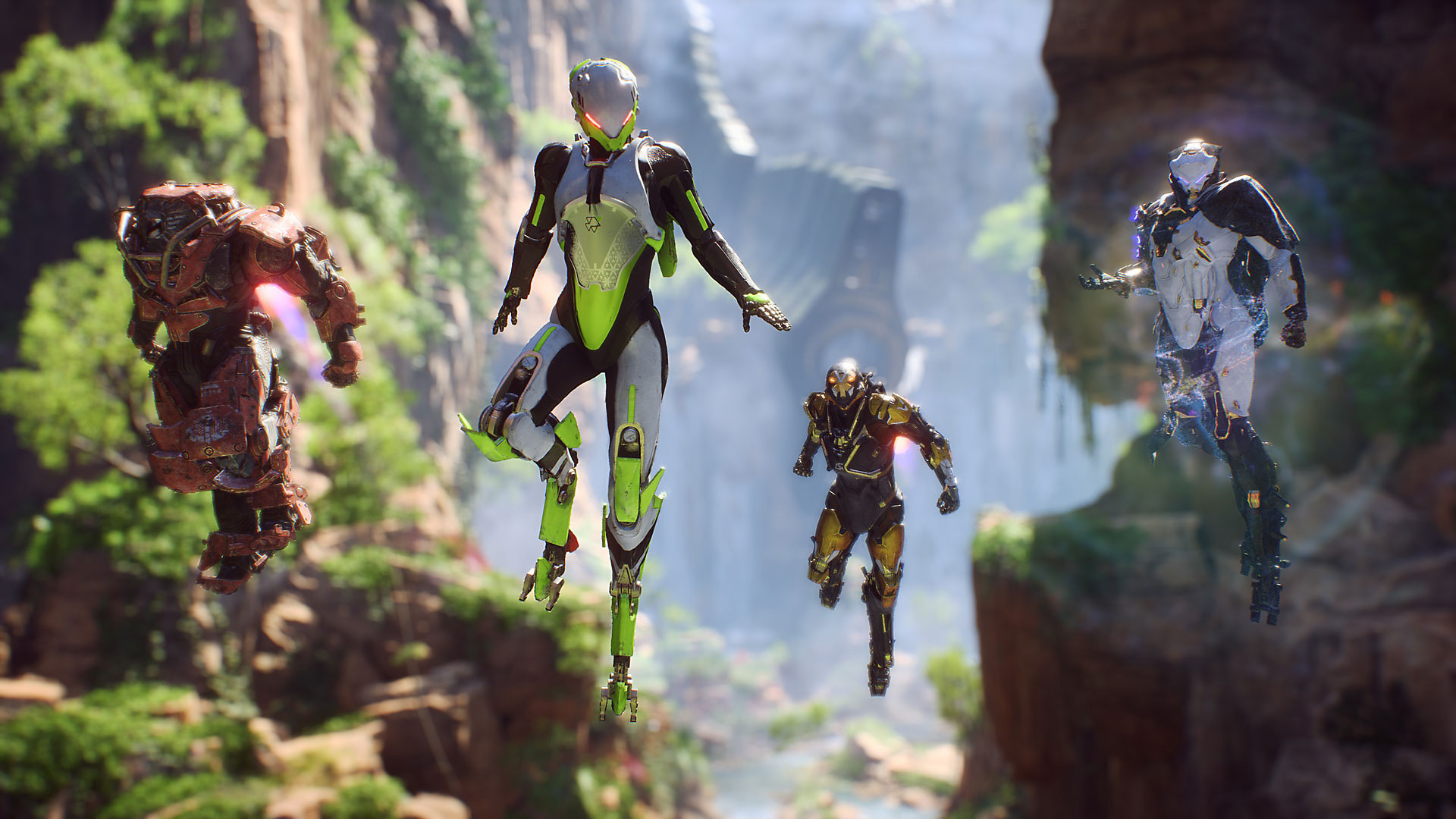 Anthem - Features Screenshot 1