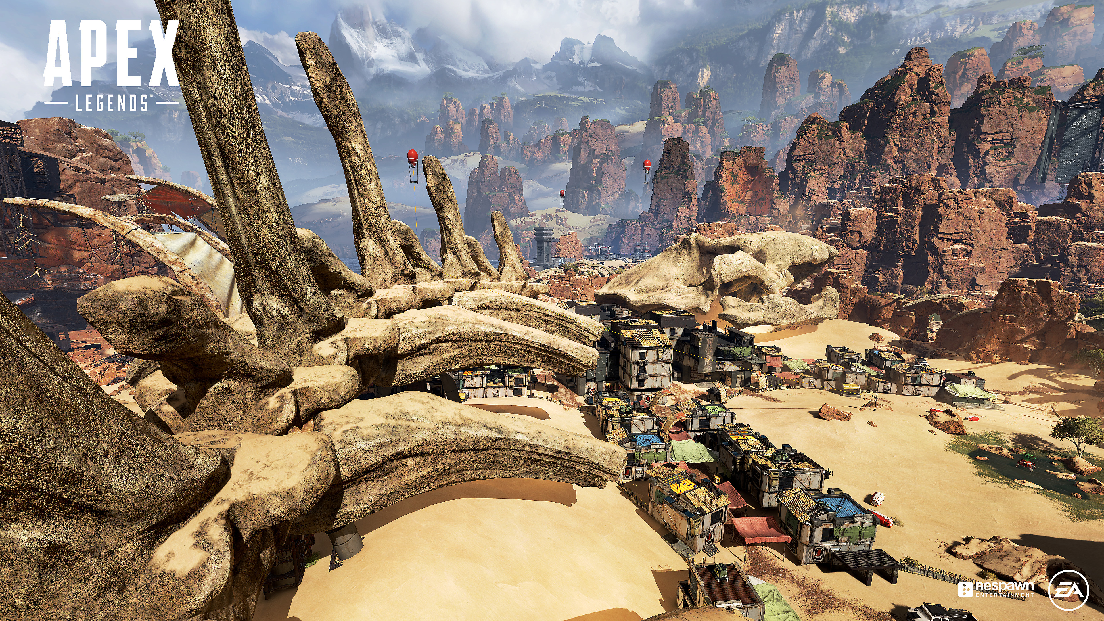 Apex Legends: captura de pantalla 2