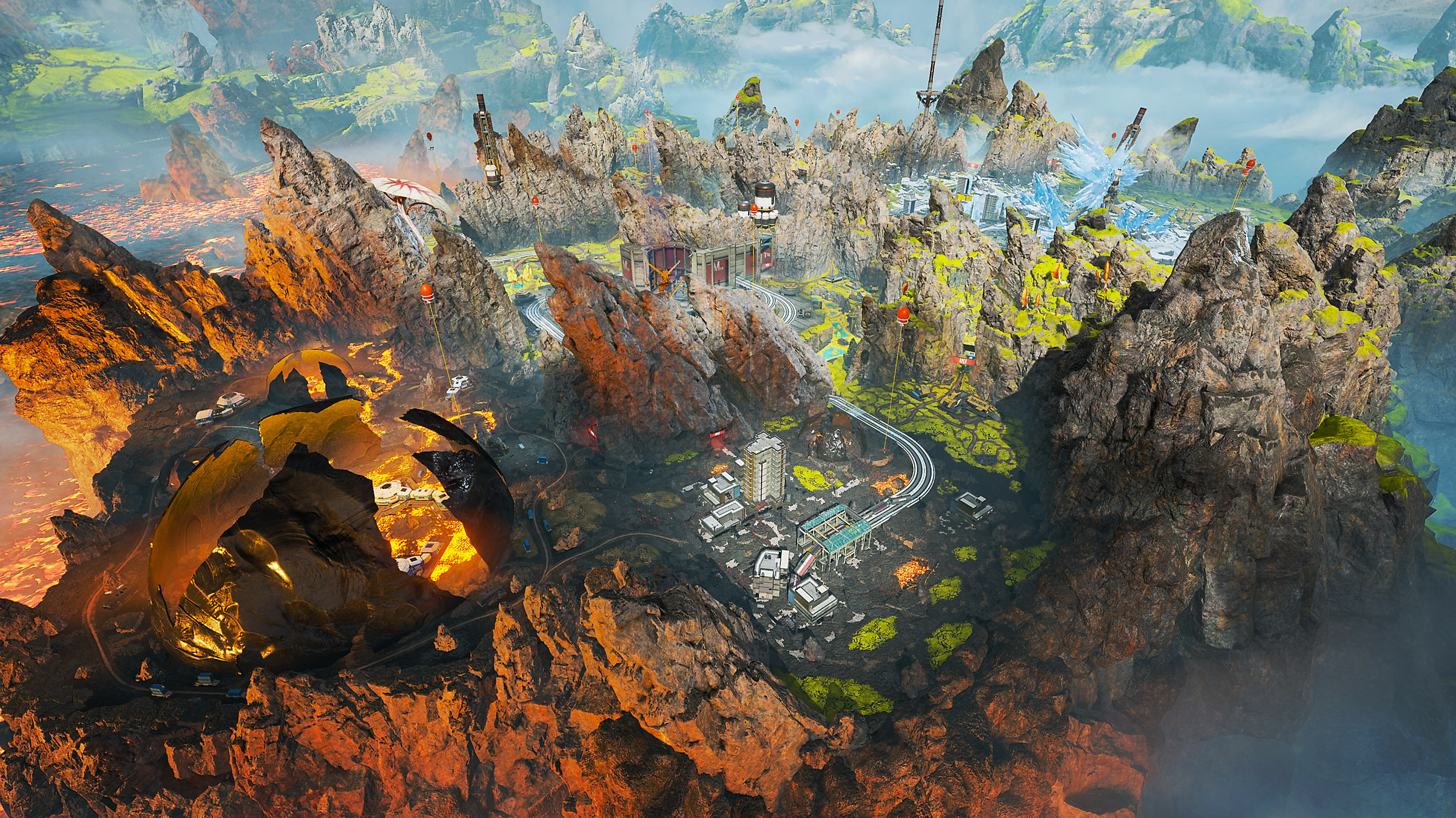 Apex Legends Season 3 Map